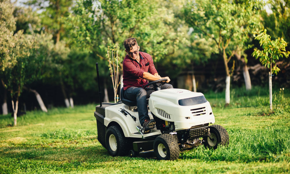 Best Lawn Mower 2020.10 Best Riding Lawn Mowers For Hills Reviews In 2020